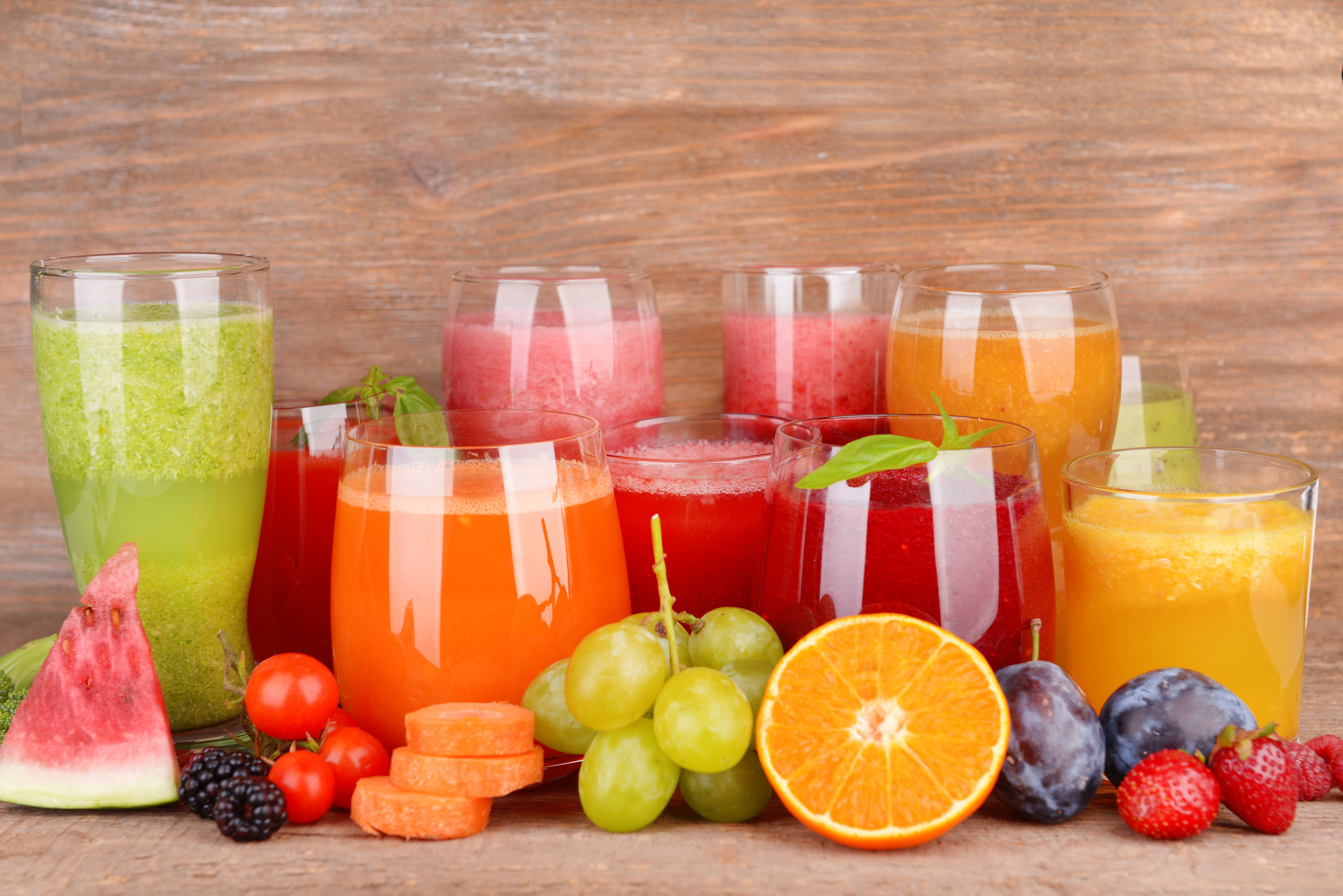 drink juice and lose weight